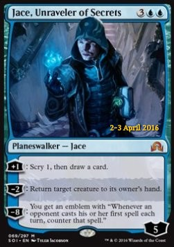 Jace, Unraveler of Secrets, Shadows over Innistrad Promos