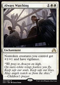Always Watching, Shadows over Innistrad
