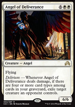 Angel of Deliverance, Shadows over Innistrad