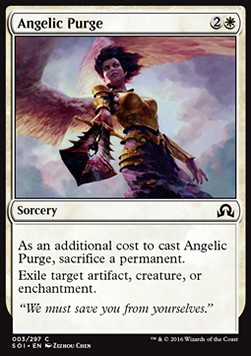 Angelic Purge, Shadows over Innistrad