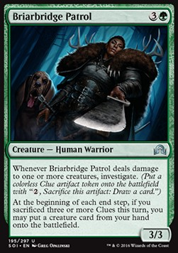 Briarbridge Patrol, Shadows over Innistrad