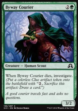 Byway Courier, Shadows over Innistrad