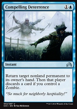 Compelling Deterrence, Shadows over Innistrad