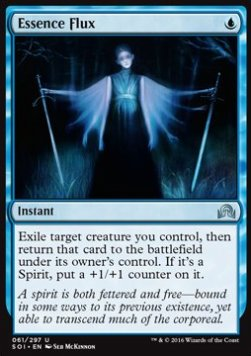 Essence Flux, Shadows over Innistrad