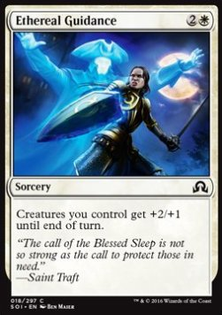 Ethereal Guidance, Shadows over Innistrad