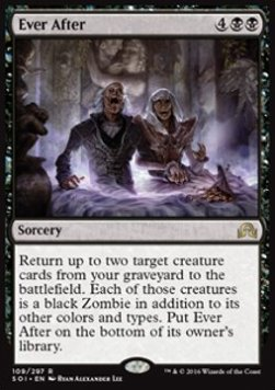 Ever After, Shadows over Innistrad