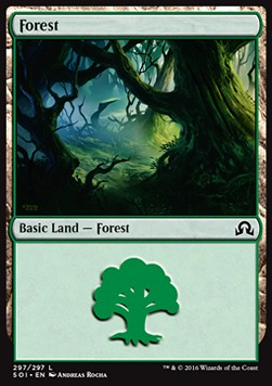 Forest, Shadows over Innistrad