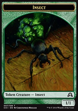 Insect Token, Shadows over Innistrad