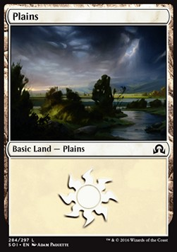 Plains, Shadows over Innistrad