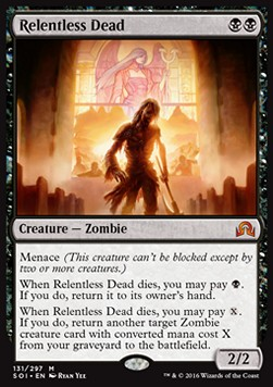 Relentless Dead, Shadows over Innistrad