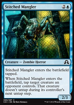 Stitched Mangler, Shadows over Innistrad