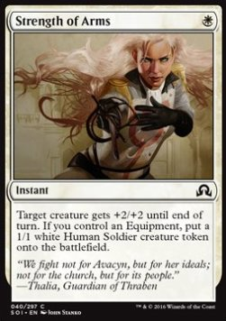 Strength of Arms, Shadows over Innistrad