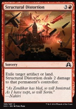 Structural Distortion, Shadows over Innistrad