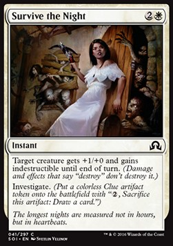 Survive the Night, Shadows over Innistrad