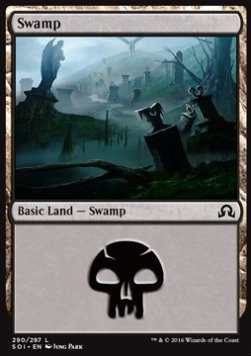 Swamp, Shadows over Innistrad