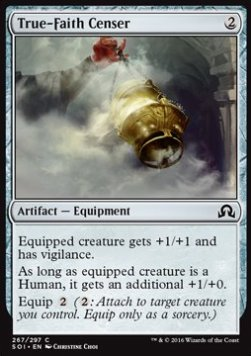 True-Faith Censer, Shadows over Innistrad
