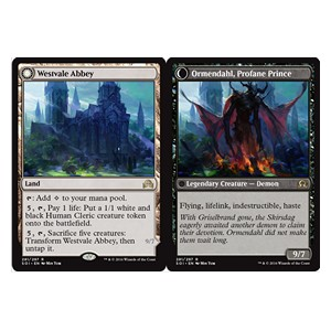 Westvale Abbey / Ormendahl, Profane Prince, Shadows over Innistrad