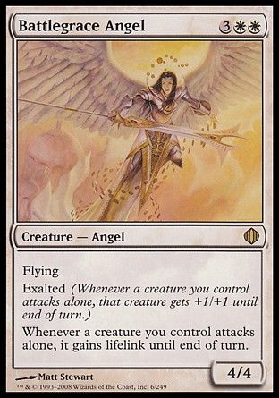 Battlegrace Angel, Shards of Alara
