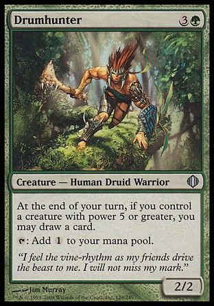 Drumhunter, Shards of Alara
