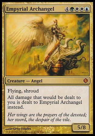Empyrial Archangel, Shards of Alara