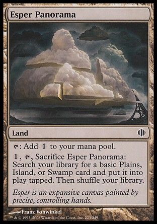 Esper Panorama, Shards of Alara