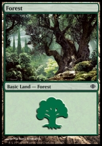 Forest, Shards of Alara