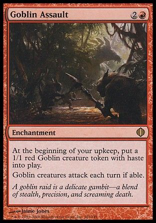Goblin Assault, Shards of Alara