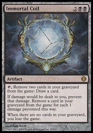 Immortal Coil, Shards of Alara