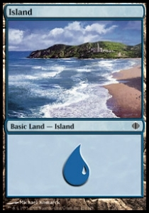 Island, Shards of Alara