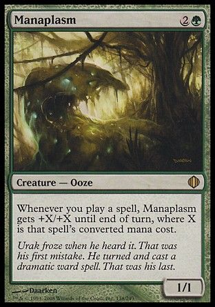 Manaplasm, Shards of Alara