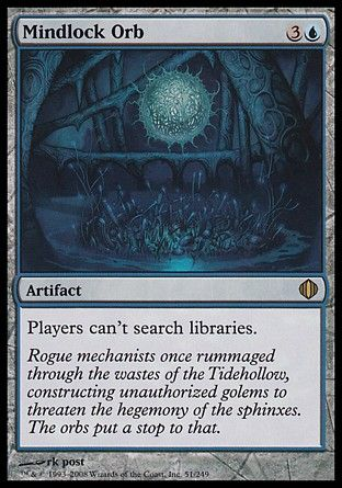 Mindlock Orb, Shards of Alara