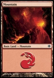 Mountain, Shards of Alara