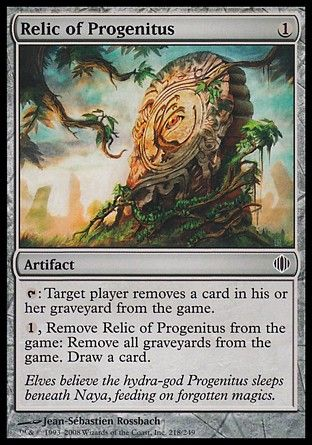Relic of Progenitus, Shards of Alara