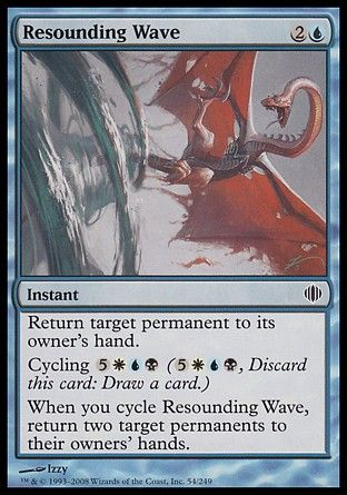 Resounding Wave, Shards of Alara