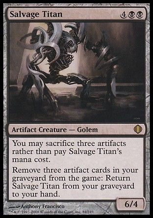Salvage Titan, Shards of Alara