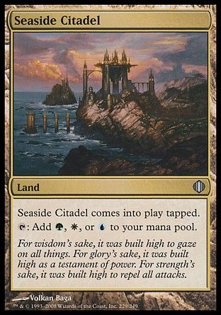 Seaside Citadel, Shards of Alara