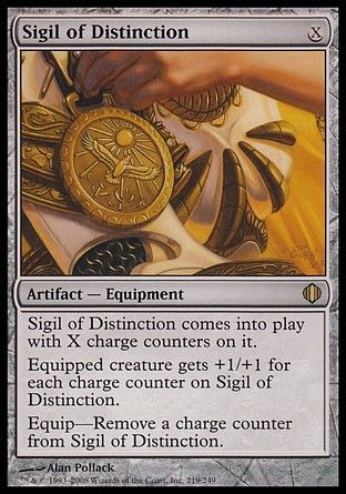 Sigil of Distinction, Shards of Alara