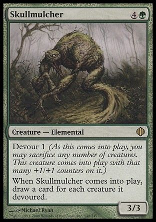 Skullmulcher, Shards of Alara