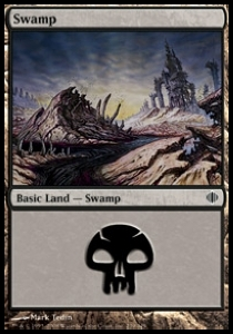 Swamp, Shards of Alara