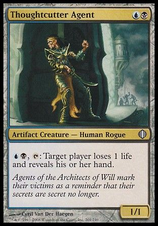 Thoughtcutter Agent, Shards of Alara