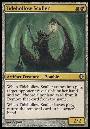 Tidehollow Sculler, Shards of Alara