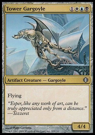 Tower Gargoyle, Shards of Alara