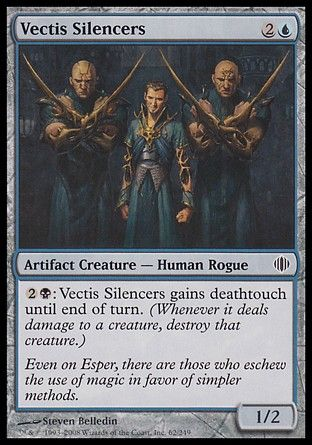 Vectis Silencers, Shards of Alara