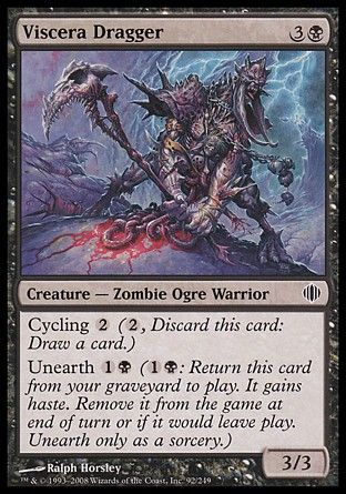 Viscera Dragger, Shards of Alara