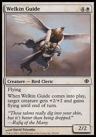 Welkin Guide, Shards of Alara