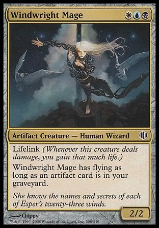 Windwright Mage, Shards of Alara