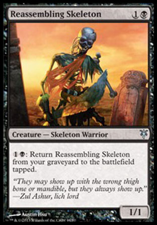 Reassembling Skeleton, Sorin vs Tibalt