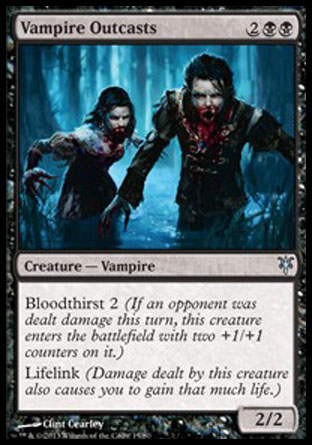 Vampire Outcasts, Sorin vs Tibalt