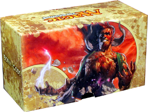 Born of the Gods Empty Fat Pack Box, Special