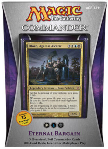 Commander 2013 Eternal Bargain Deck, Special